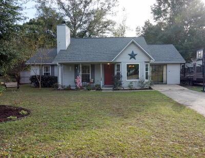 Crestview Single Family Home For Sale: 309 John King Road