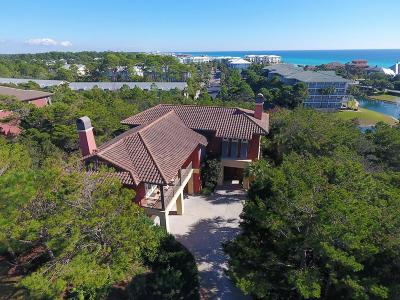 Santa Rosa Beach Single Family Home For Sale: 158 Sea Winds
