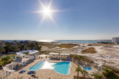 Destin Condo/Townhouse For Sale: 480 Gulf Shore Dr #508