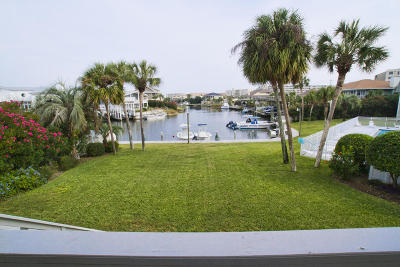 Destin Condo/Townhouse For Sale: 501 Gulf Shore Drive #UNIT 2