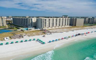 Destin Condo/Townhouse For Sale: 506 Gulf Shore Drive #UNIT 517