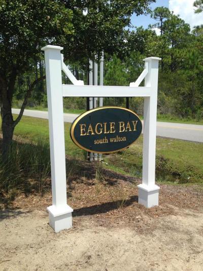 Santa Rosa Beach Condo/Townhouse For Sale: 32 Bald Eagle Court #UNIT 7-D