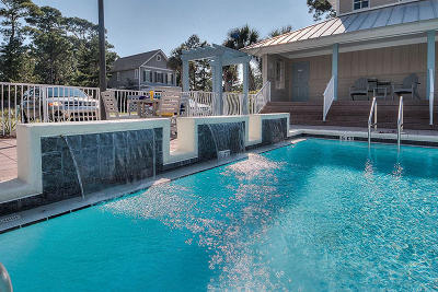 Inlet Beach Single Family Home For Sale: Lot 11 Beach View Drive