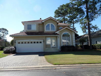 Niceville Single Family Home For Sale: 4330 Sunset Beach Circle