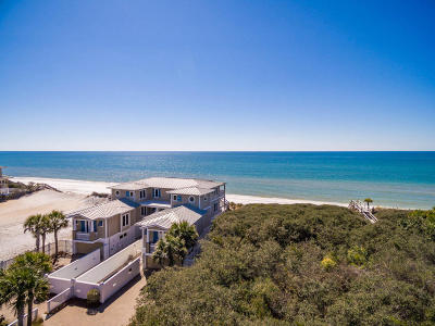 Alys Beach, Rosemary Beach, Santa Rosa Beach, Seacrest, Watersound Single Family Home For Sale: 179 Pelican Circle