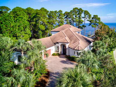 Miramar Beach Single Family Home For Sale: 356 Hideaway Bay Drive