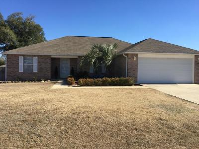 Crestview Single Family Home For Sale: 3150 Skyhawk Drive