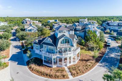 WaterSound, watersound, Watersound Beach Single Family Home For Sale: 142 Gulf Bridge Lane