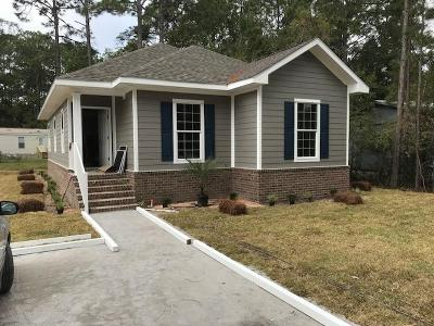 Santa Rosa Beach Single Family Home For Sale: 1 Chat Holley Road
