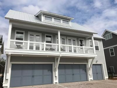 Inlet Beach Condo/Townhouse For Sale: 28 Dune Comet Lane #B