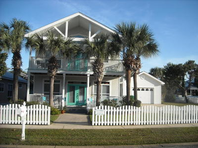 Destin Single Family Home For Sale: 4474 Clipper Cove