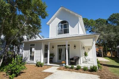 Inlet Beach Single Family Home For Sale: 472 Clareon Drive