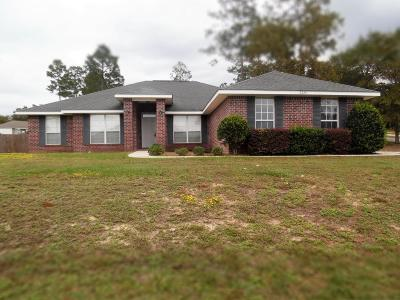 Crestview Single Family Home For Sale: 6225 Shire Lane