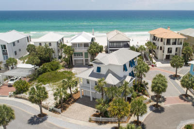 Single Family Home For Sale: 372 Beachside Drive