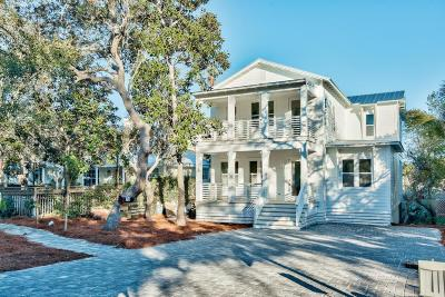 Destin Single Family Home For Sale: 79 Sunfish Street