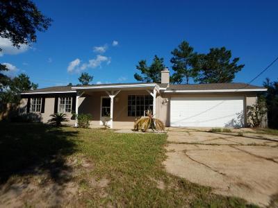 Navarre Single Family Home For Sale: 2740 Gable Lake Road