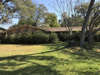 Fort Walton Beach FL Single Family Home For Sale: $171,000