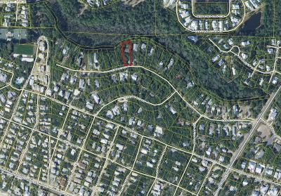 Santa Rosa Beach FL Residential Lots & Land For Sale: $695,000