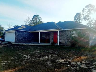 Crestview Single Family Home For Sale: 4646 Dove Way