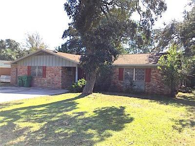 Fort Walton Beach FL Single Family Home For Sale: $152,000