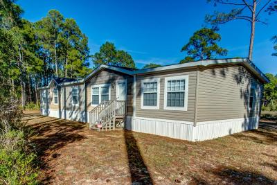 Santa Rosa Beach Single Family Home For Sale: 1000 Mack Bayou Road