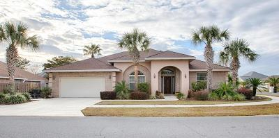 Miramar Beach Single Family Home For Sale: 533 Avalon Boulevard