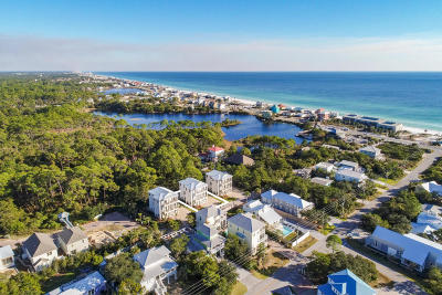 Santa Rosa Beach Single Family Home For Sale: 160 Woodward Drive