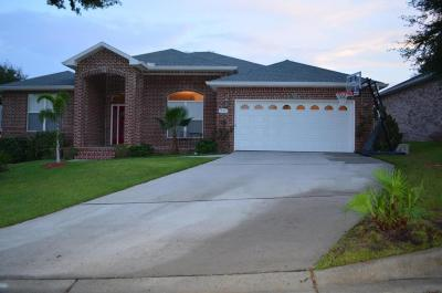 Crestview Single Family Home For Sale: 205 Eleases Crossing