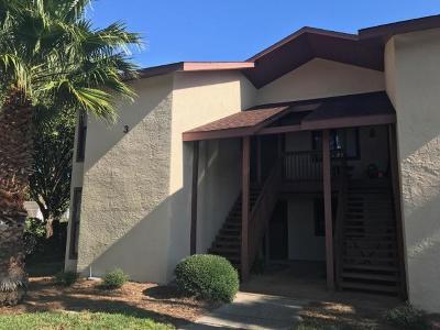 Panama City Beach Condo/Townhouse For Sale: 8501 N Lagoon Drive #UNIT 307