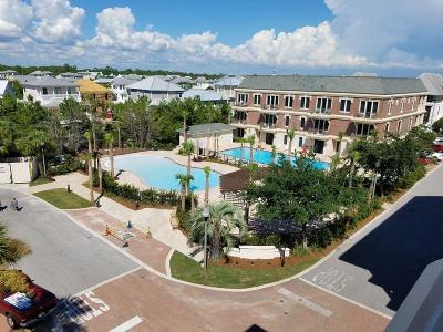 Watersound, Seacrest, Rosemary Beach Condo/Townhouse For Sale: 10343 E. Co Highway 30-A #Unit B48
