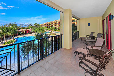 Santa Rosa Beach Condo/Townhouse For Sale: 1363 W Co Highway 30-A #UNIT 111