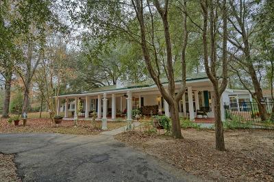 Washington County Single Family Home For Sale: 3130 Moss Hill