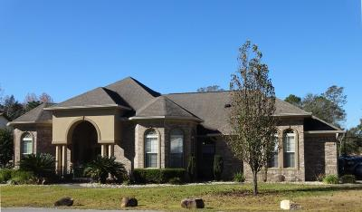 Fort Walton Beach Single Family Home For Sale: 1215 Forest Heights Road