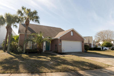 Destin FL Single Family Home For Sale: $399,000