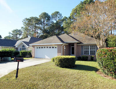 Niceville Single Family Home For Sale: 1474 Travers Court