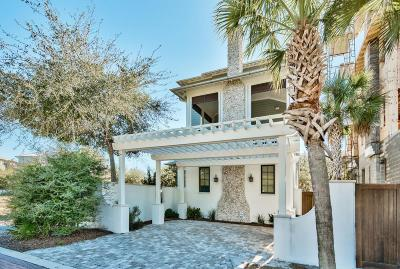 Santa Rosa Beach Single Family Home For Sale: 94 Sand Oaks Circle