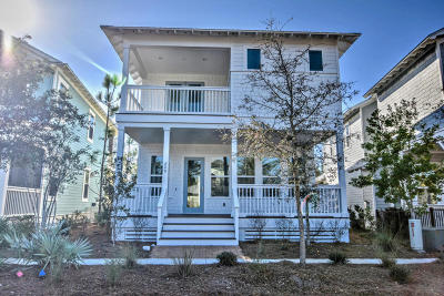 Santa Rosa Beach Single Family Home For Sale: 806 Sandgrass Boulevard
