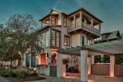 Rosemary Beach Single Family Home For Sale: 241 Rosemary Avenue