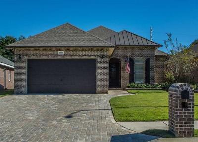 Gulf Breeze Single Family Home For Sale: 1293 Autumn Breeze Circle