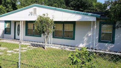 Crestview FL Single Family Home For Sale: $79,000