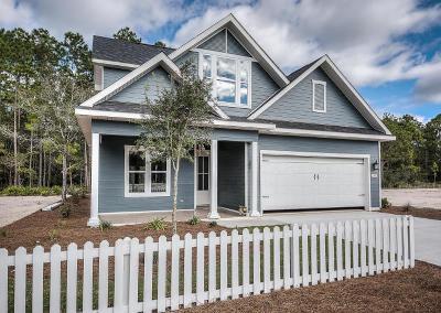 Santa Rosa Beach Single Family Home For Sale: LOT 45 Blakely Drew Boulevard