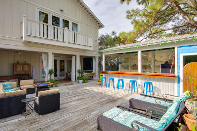 Grayton Beach, Blue Mountain Beach, Dune Allen Single Family Home For Sale: 319 Defuniak Street
