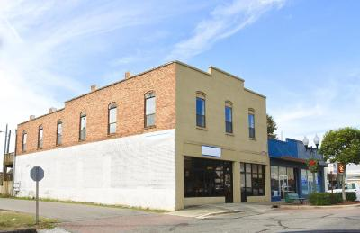 Crestview Commercial For Sale: 102 Main Street