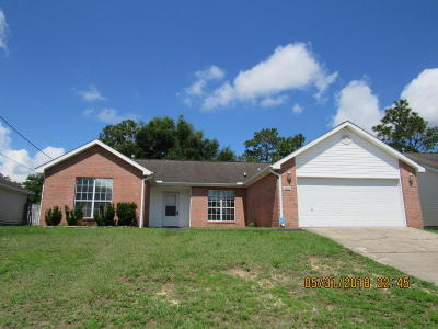 Crestview Single Family Home For Sale: 4720 Whitewater Lane