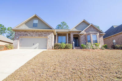Crestview Single Family Home For Sale: 659 Red Fern Road
