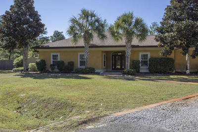 Santa Rosa Beach Single Family Home For Sale: 76 W Point Washington Court