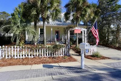 Santa Rosa Beach Single Family Home For Sale: 363 Tradewinds Drive