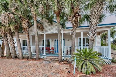 Destin Single Family Home For Sale: 4495 Luke Avenue #UNIT B