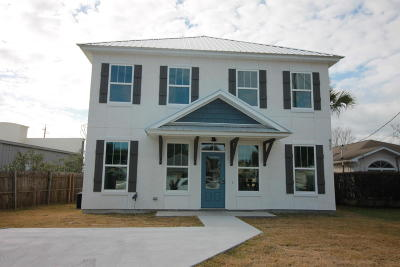 Panama City Beach Single Family Home For Sale: 6312 Pinetree Avenue