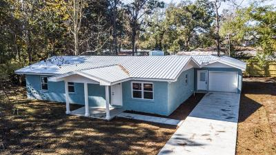 Panama City Beach Single Family Home For Sale: 2506 Laurie Avenue